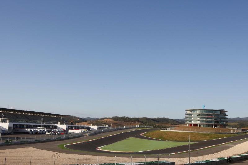 Portimao: Neuer Asphalt für Formel-1-Premiere im Oktober