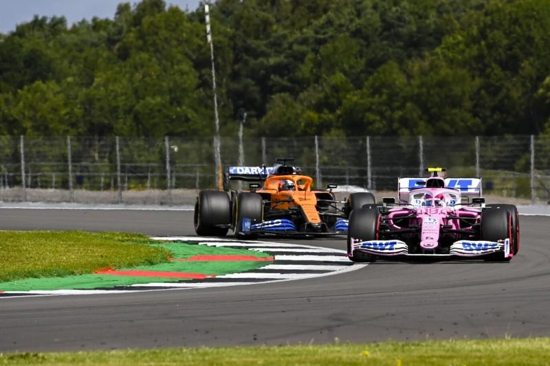 Silverstone 1991 vs. 2020: Moderne F1 wirkt zu langsam, findet Carlos Sainz