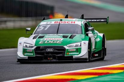 DTM-Rennen Spa 1: Müller siegt bei Reifenschlacht