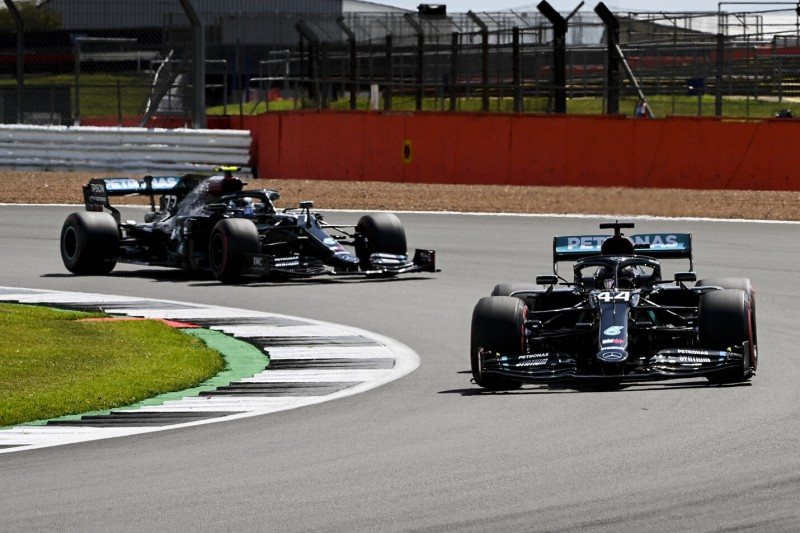"""F1-Quali Silverstone 2020: """"Das ist eine eigene Welt"""""""