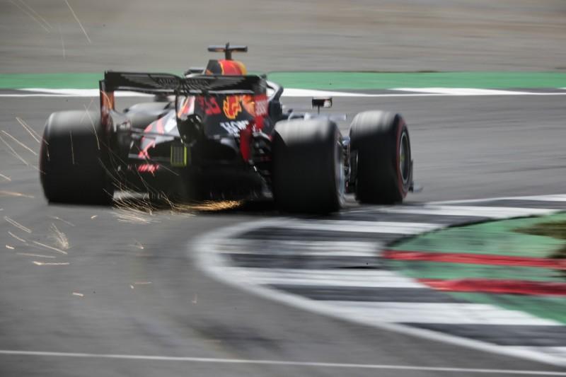 Keine Chance: Mercedes-Vorsprung ist zu groß, sagt Verstappen