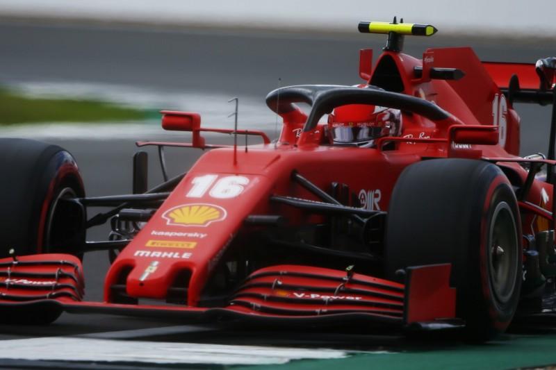Startplatz vier: Was geht für Charles Leclerc und Ferrari in Silverstone?