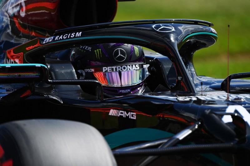 Lewis Hamilton: So kam es zum Dreher im Formel-1-Qualifying