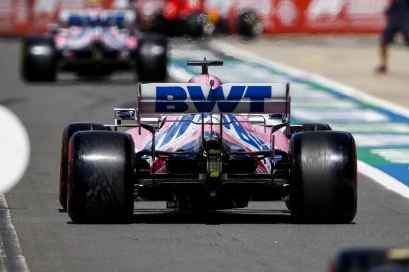 Causa Racing Point: Protest von Renault wird nach Silverstone 1 angehört