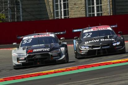 BMW nach Schlappe ratlos: Hat Audi beim Spa-Test geblufft?