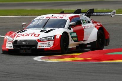 DTM-Qualifying Spa 2: Rast schlägt mit Pole zurück