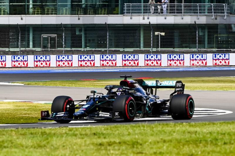 Silverstone-Qualifying: Das hat Hamilton besser gemacht als Bottas