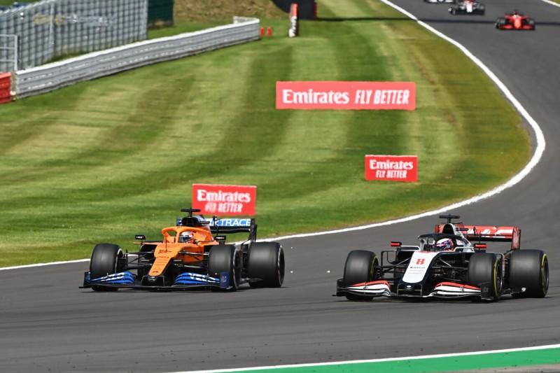 """Grosjean rechtfertigt Manöver in der Bremszone mit der """"Verstappen-Technik"""""""