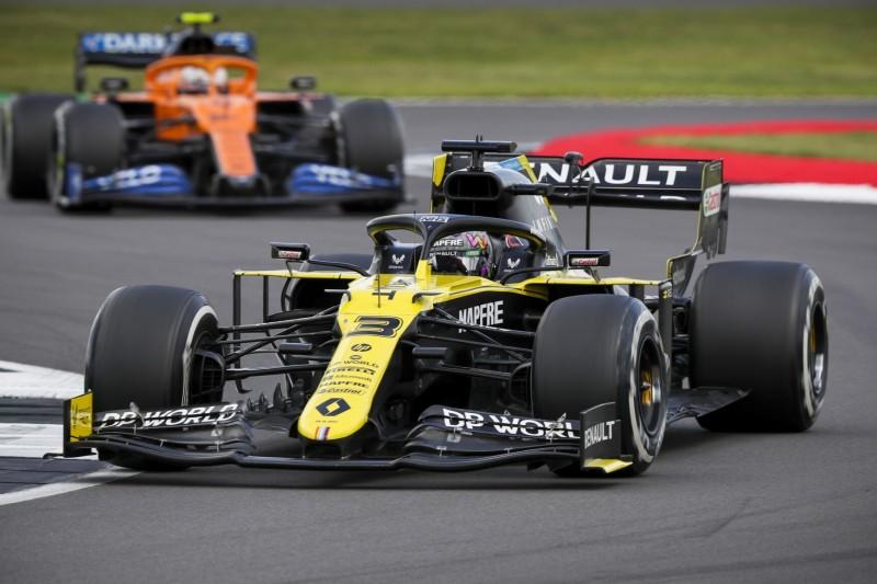 'Die Wende geschafft': Renault feiert starkes Teamergebnis in Silverstone