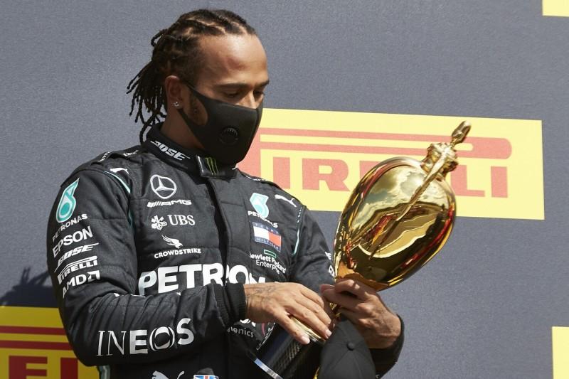 """Lewis Hamilton: """"Das ist nicht die WM, die ich mir erhofft hatte"""""""