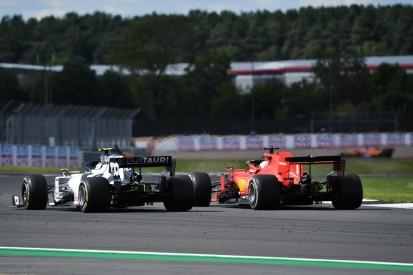 """Gasly außen an Vettel vorbei: """"Das passiert nicht jeden Tag"""""""