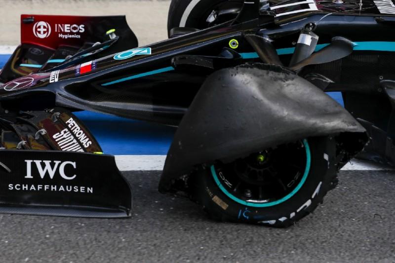 Sorge um Reifenschäden: Neuer Randstein für Silverstone 2 installiert