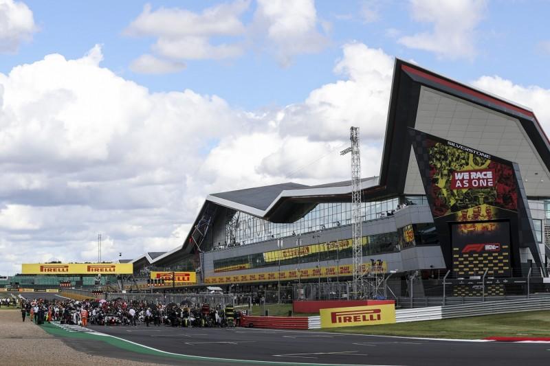 So kannst du das heutige Formel-1-Rennen in Silverstone LIVE verfolgen!