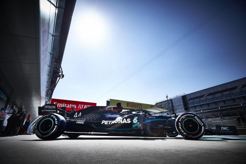 So wird das Wetter für das Jubiläumsrennen der Formel 1 in Silverstone