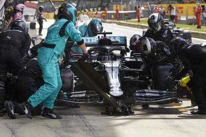 Mercedes: Warum eine Zweistoppstrategie nicht möglich war