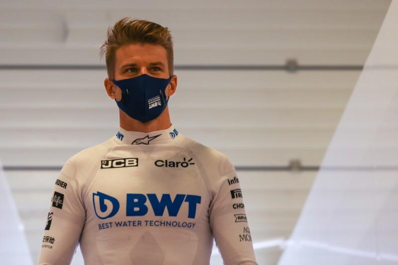 Nico Hülkenberg bestätigt Gespräche über Formel-1-Zukunft