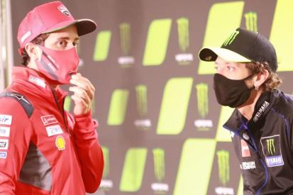 """Rossi über Dovizioso und Ducati: """"Hoffe, sie können sich einigen"""""""