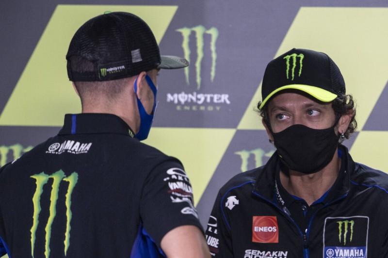 Motorprobleme? Yamaha-Piloten geben sich großteils unbesorgt