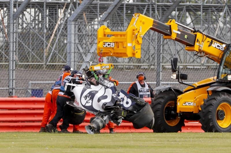 Pirelli erklärt: Deshalb kam es zum Highspeed-Crash von Kwjat