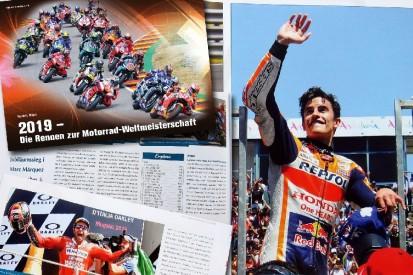 """Buchkritik: Was taugt """"2019 - Die Rennen zur Motorrad-Weltmeisterschaft""""?"""