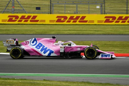 Nico Hülkenbergs Fazit zum Formel-1-Freitag in Silverstone