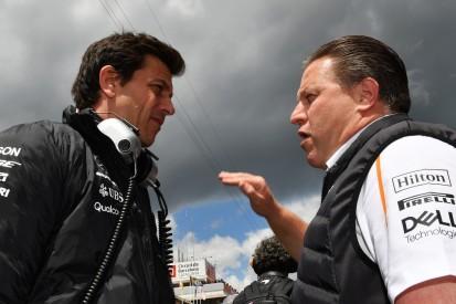 Formel-1-Liveticker: Mercedes wehrt sich gegen Vorwürfe der Konkurrenz