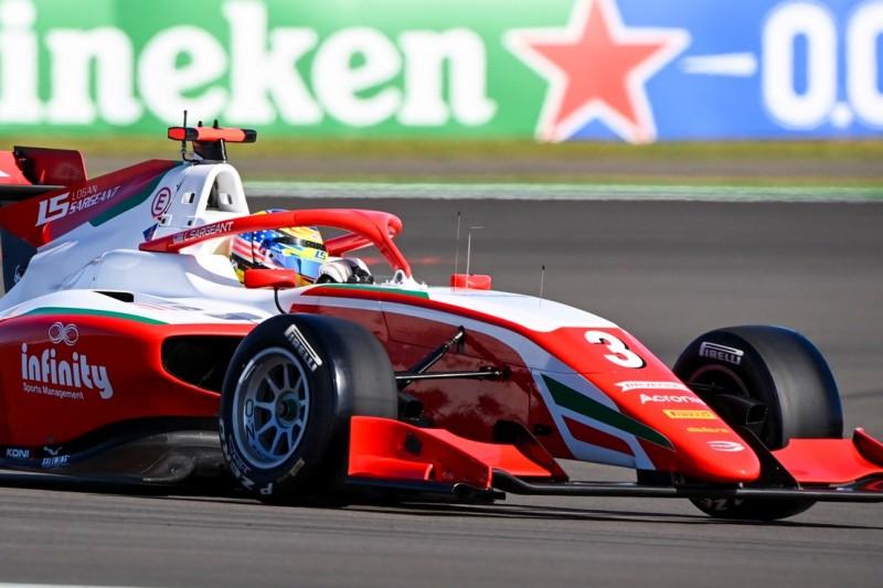 Formel 3 Silverstone 2020: Erster Sieg für Sargeant - Beckmann auf P5