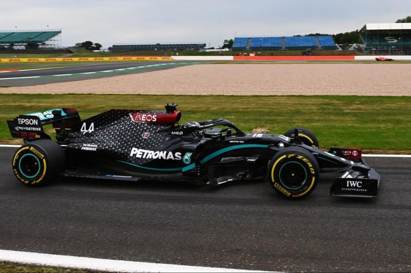 F1 Silverstone: Verstappen tobt, Hülkenberg brilliert
