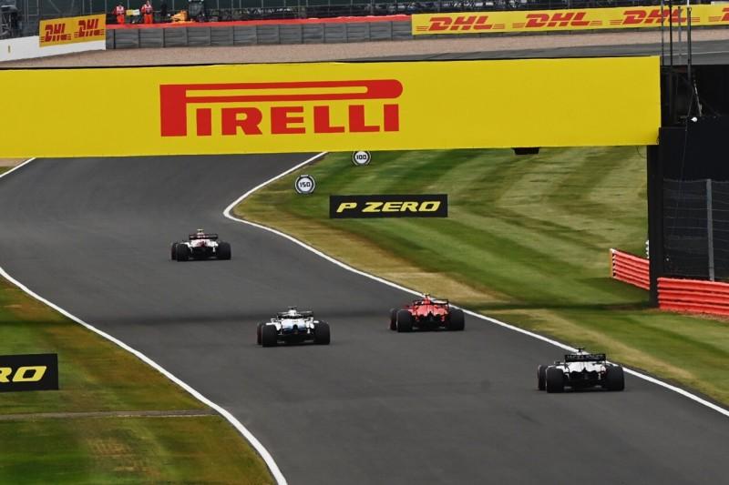 Nach Reifenschäden: Warum Pirelli den Teams keine Vorschriften macht