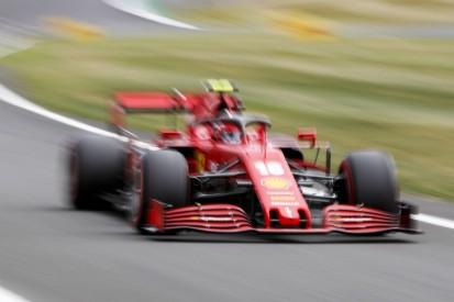 Leclerc sieht mit Soft-Reifen schwarz: Nicht einmal eine Runde durchgehalten