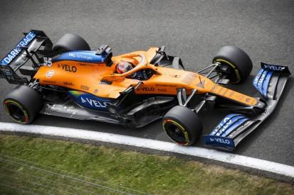 McLaren-Pilot Sainz: Kühlprobleme sorgten für fehlenden Topspeed