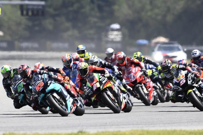 MotoGP in Brünn: Wer letzte Nacht am schlechtesten geschlafen hat