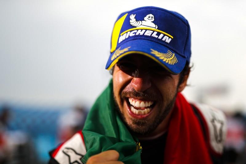 Formel-E-Meister Felix da Costa wollte schon hinschmeißen