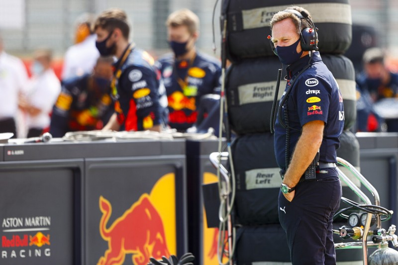 Red Bull: Überrascht, dass sonst niemand auf Hard gesetzt hat