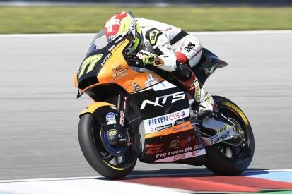 """Aegerter beim Moto2-Comeback auf 21: """"Hätte mir ein wenig mehr erhofft"""""""