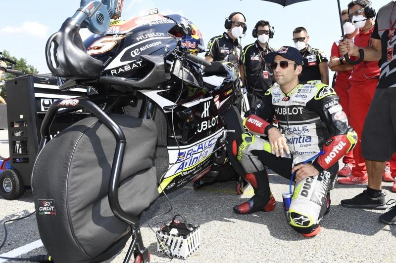 """Brad Binder macht bei KTM das, wozu Johann Zarco """"nicht in der Lage war"""""""