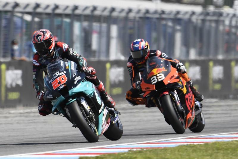 """Fabio Quartararo warnt vor KTM: """"Haben auch in Österreich sehr viel getestet"""""""