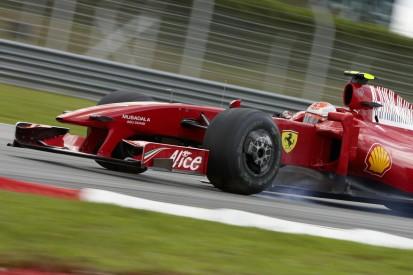 Kimi Räikkönen: Ferrari ist auch nicht anders als andere Teams