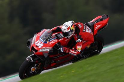 Dovizioso mit Ducati in Spielberg wieder stark: Was anders ist als in Brünn