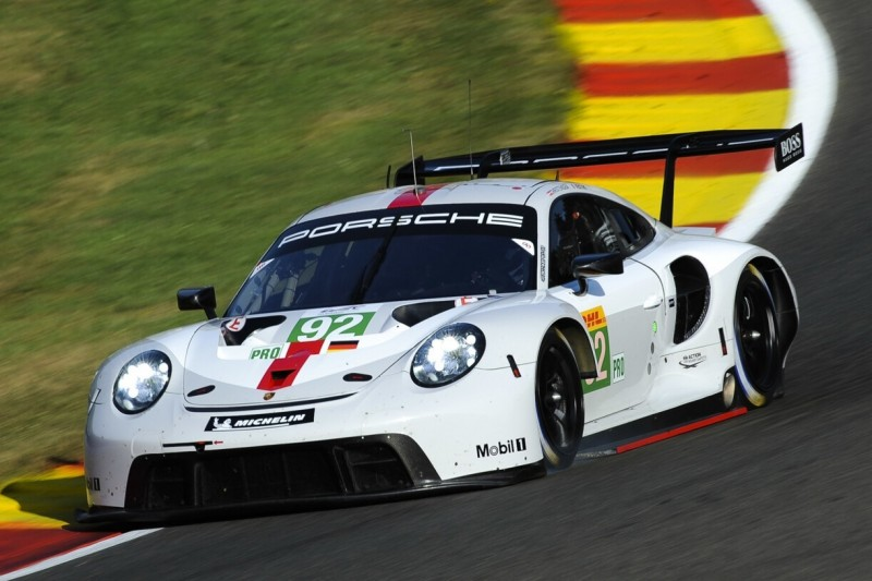 Kommando zurück: Porsche wieder auf GTE-Pro-Pole