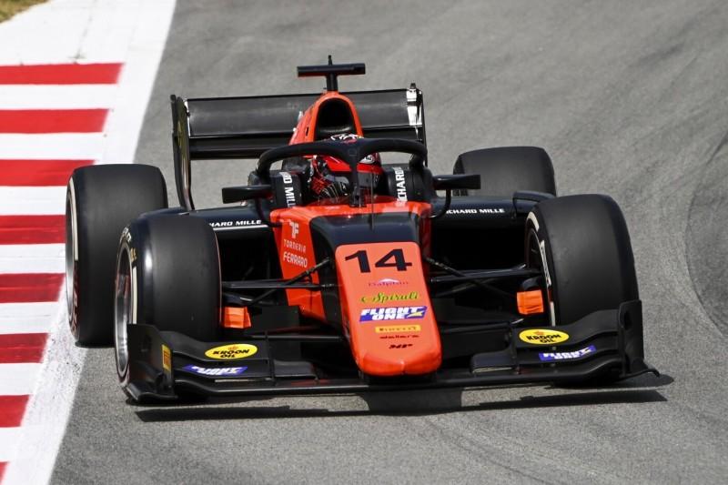 Formel 2 Barcelona: Überraschungssieger Matsushita - Schumacher auf Platz sechs