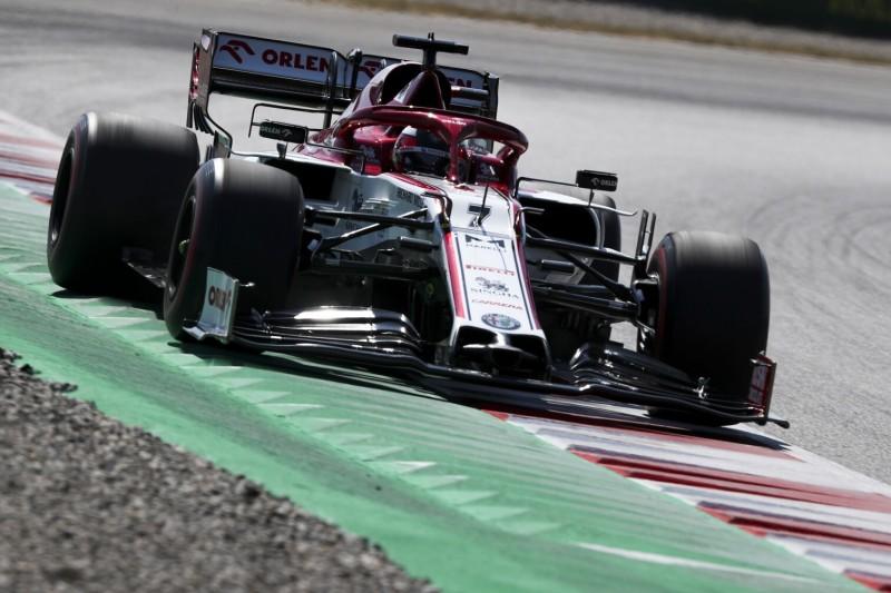 """""""Ein kleiner Sieg"""": Räikkönen spricht vom """"positivsten Tag der Saison"""" 2020!"""