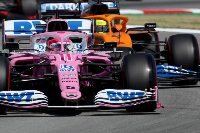 Lando Norris: Racing Point wird in Barcelona schwer zu schlagen sein