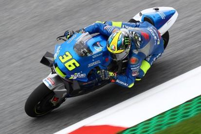 MotoGP Spielberg Warm-up: Suzuki, KTM & Yamaha innerhalb von 0,028 Sekunden