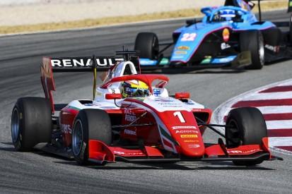 Formel 3 Barcelona 2020: Zweiter Saisonsieg für Oscar Piastri