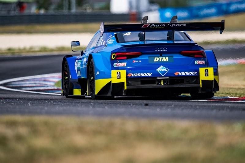 DTM-Qualifying Lausitz 2: Frijns-Pole bei BMW-Demütigung