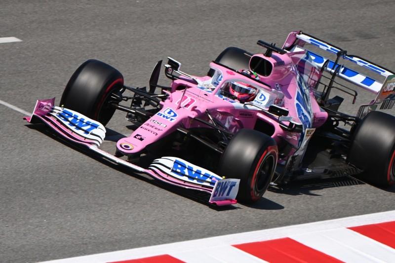 """Racing Point """"nicht überrascht"""" von starkem Perez-Comeback"""