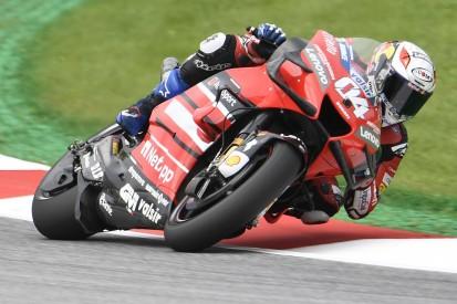 MotoGP Spielberg: Dovizioso gewinnt, Rossi entgeht knapp einer Katastrophe