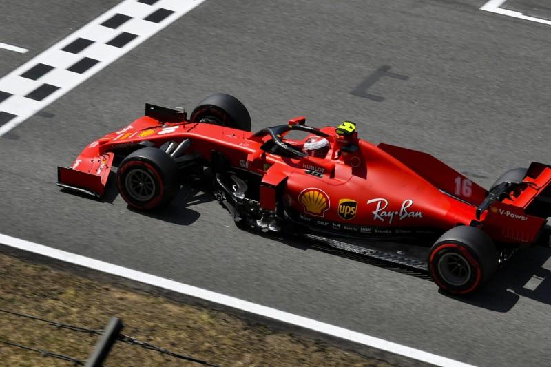 Motor abgestorben: Charles Leclerc erklärt seinen Ausfall in Barcelona