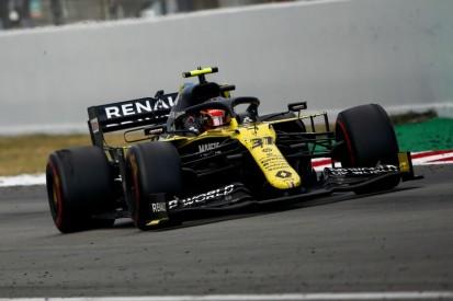 Renault erstmals ohne Punkte: Auto für Barcelona nicht gut genug